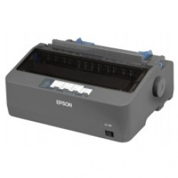 EPSON LQ-350, 24-Pin, 80-Column Dot Matrix Printer