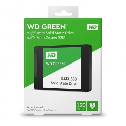"WD 120GB Green SATA III 2.5"" Internal SSD"